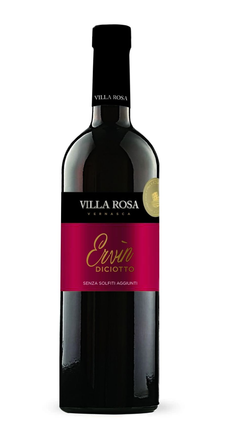 Ervin from the Villa Rosa winery