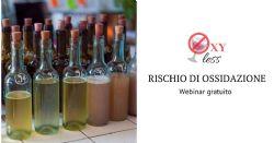 Webinar gratuito - L'ossidazione dei vini. Nuovi sviluppi e potenzialità predittive