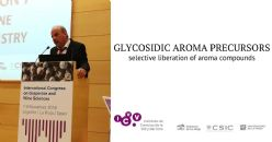 Glycosidic aroma precursors: importance for wine and sparkling wine