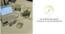 Progetto WISHELI: Sviluppo di nuove tecniche di produzione per il miglioramento della shelf-life dei vini bianchi umbri - un test predittivo della capacità di tenuta di un vino all'invecchiamento
