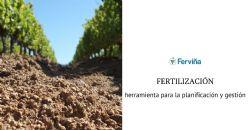 Sistema integrado de fertilización en el sector agrario vitícola