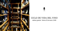 Webinar: Duración del ciclo de vida del vino