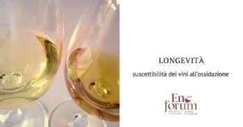 La longevità dei vini bianchi: nuovi strumenti di valutazione predittiva e di supporto decisionale