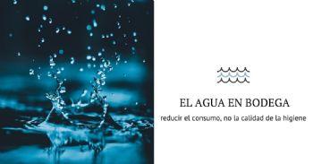 Optimización del uso de agua en bodega y facilidad de limpieza de los equipos