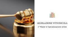 2° Master di Specializzazione della Legislazione Vitivinicola