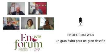 ENOFORUM WEB the first virtual congress in the world of wine