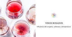 Factores a tener en cuenta durante la conservación de los vinos rosados