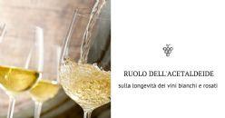 Longevità dei vini bianchi e rosati