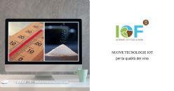 """Webinar gratuito multilingua : """"nuove soluzioni IoT per la qualità del vino"""""""