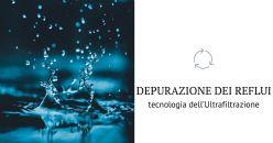 Trattamento dei reflui enologici di un'azienda agricola attraverso depurazione con impianto MBR e ultrafiltrazione