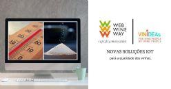 Novas soluções para adegas no âmbito de IOT: análise remota e acompanhamento do transporte de vinho