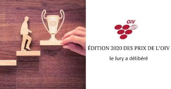 Édition 2020 des Prix de l'OIV : le Jury a délibéré !