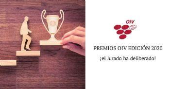 Edición 2020 de los Premios de la OIV: ¡el Jurado ha deliberado!