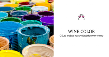 CIELab as a reference method for the analysis of wine color