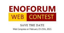 Enoforum Web Contest 2021 - Anúncio prévio