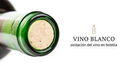 Vida útil y oxidación del vino en botella