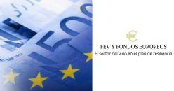 El sector del vino en el plan de resiliencia, recuperación y transformación de la economía española