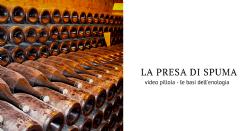 Video Pillola - La Presa di Spuma nello Champagne