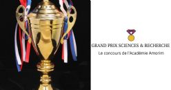 Grand prix sciences & recherche 2021: appel à candidatures