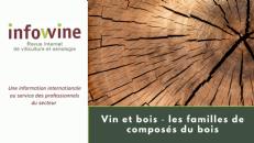 """Courte video  """"Vin et bois ‐ les familles de composés du bois"""""""