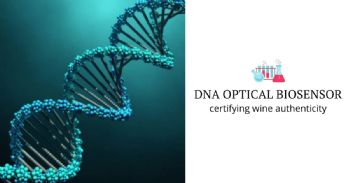 Label free DNA-based optical biosensor applied to wine authenticity