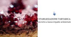 Tecniche di stabilizzazione dei vini a basso impatto ambientale