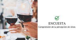 Encuesta ICVV: Comprensión de la percepción de vinos