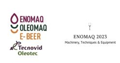 ENOMAQ 2023 - International Show of Machinery, Techniques & Equipment
