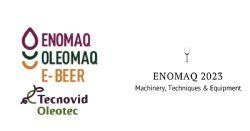 ENOMAQ 2023 - Salón Internacional de Maquinaria, Técnicas y Equipos