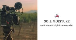 Standard digital camera and AI to monitor soil moisture for affordable smart irrigation