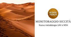 Sinergia tra informazioni da drone (UAV) e reti di sensori senza fili (WSN) nel monitoraggio dei fenomeni di siccità agricola in viticoltura: l'esperienza nel territorio vitivinicolo del Chianti