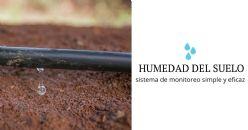 Prometedora tecnología para el seguimiento de la humedad del suelo