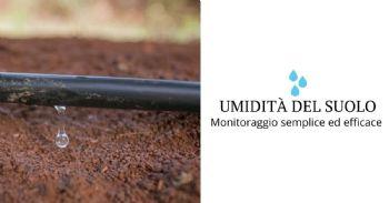 Una tecnologia promettente per il monitoraggio dell'umidità del suolo