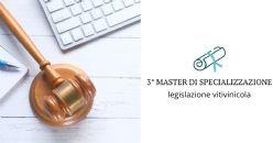 3° Master di specializzazione della legislazione vitivinicola