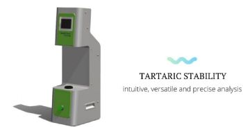 New 4.0 laboratory technology for the tartaric stability of wines