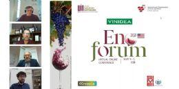 Gran éxito de la edición inaugural de Enoforum USA