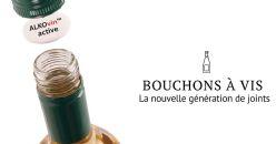 La nouvelle génération de joints pour bouchons à vis pour le vin offre une protection unique contre l'oxydation et le vieillissement réducteur