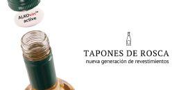 La nueva generación de revestimientos para tapones de rosca para vino ofrece una protección única frente al envejecimiento oxidativo y reductivo
