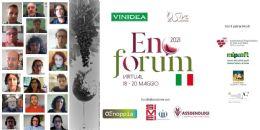 ENOFORUM ITALIA 2021: new records for a wine conference