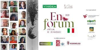 ENOFORUM ITALIA 2021: nuovi record per un congresso sul vino