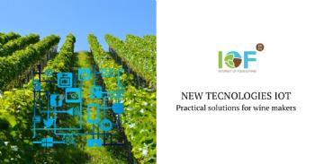 IOF2020 les nouvelles technologies de l'internet des objets au service des professionnels du vin