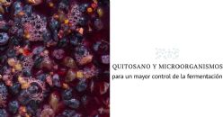 Aplicaciones de Quitosano durante la vendimia