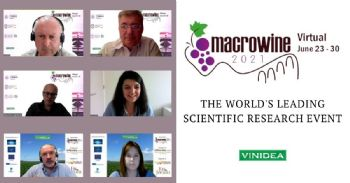 Macrowine, the review of world wine research closes with 20 hours of live coverage and 428 experts from 23 countries
