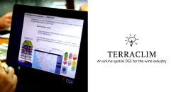 Terraclim: an online spatial decision support system for the wine industry.
