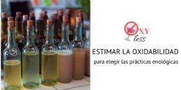 Estimar la oxidabilidad de los vinos de forma rápida mediante análisis químico y voltamperometrico