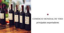 Informe OEMV: Principales exportadores mundiales de vino