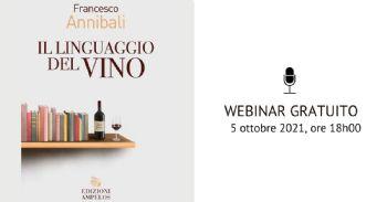 Webinar di presentazione libro: Il linguaggio del vino