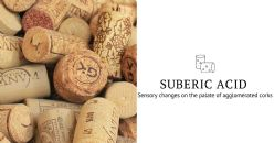 Suberic acid – a potentially flavor-active contaminant released by some agglomerated corks