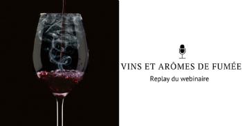 Réduire l'impact des odeurs de fumée sur les vins