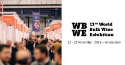 WBWE - 13th World Bulk Wine Exhibition